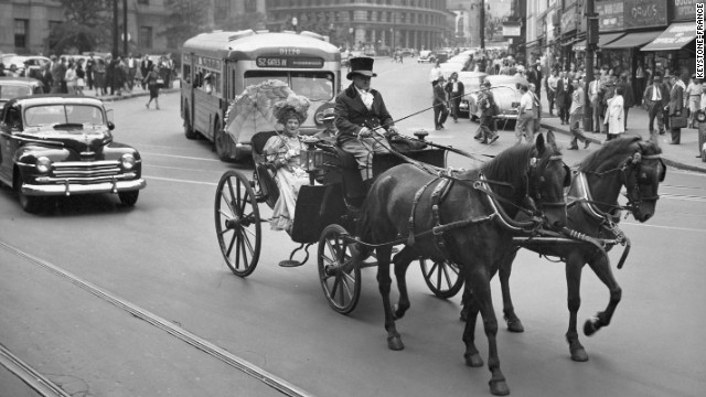 horse carriage ny